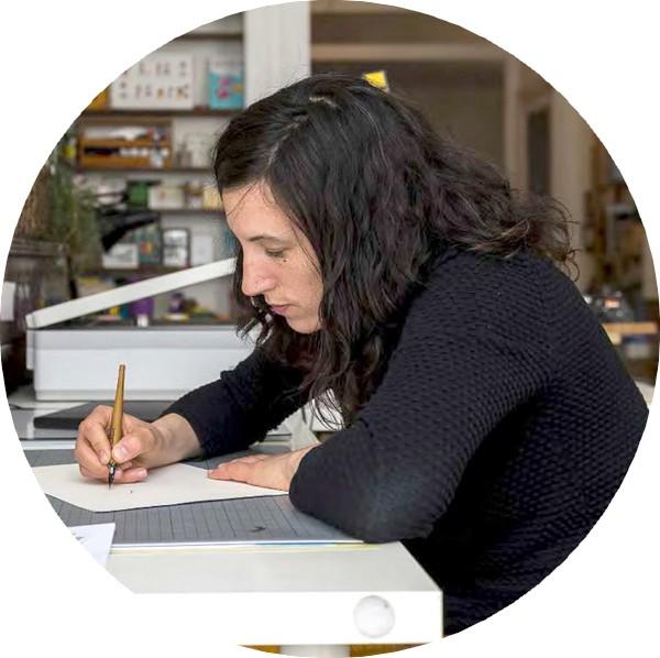 Aurore Petit, autrice - illustratrice