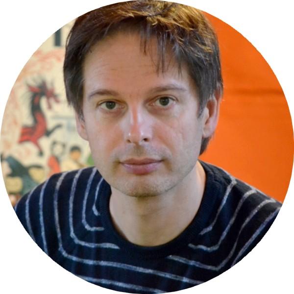 Gilles Abier, auteur